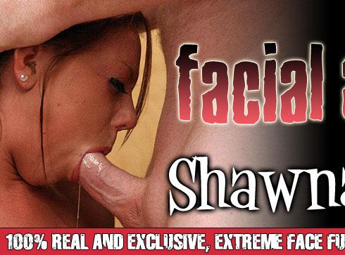 Shawna lenee facial